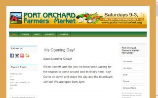 Port Orchard Farmers' Market