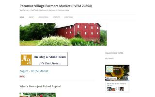 Potomac Village Farmers Market