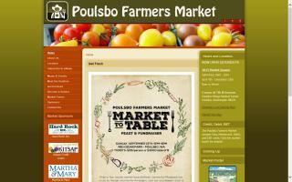 Poulsbo Farmers' Market