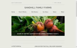 Sandhill Organics