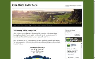 Deep Roots Valley Farm