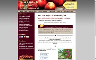 G and S Orchards