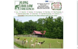 Long Hollow Suri Alpacas