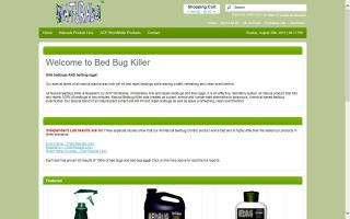 Naturals Bed Bug Killer