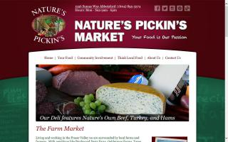 Nature's Pickin's Market