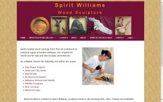 Spirit Wood Sculpture Studio & Spirit of the Hills Gallery Shop