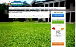 Georgia Lawn Organic Lawn Care