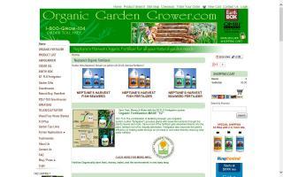 Organic Garden Grower