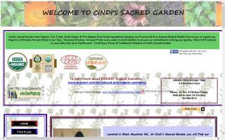 Cindi's Sacred Garden