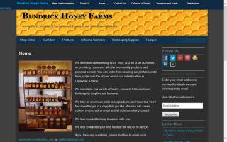 Bundrick Honey Farms/Treasures and Treats