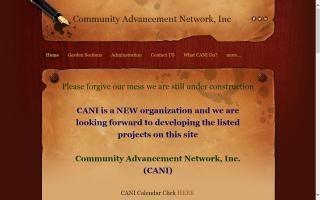 Community Advancement Network, Inc. (CANI)