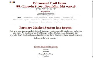Fairmount Fruit Farm