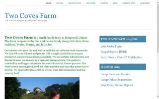 Two Coves Farm