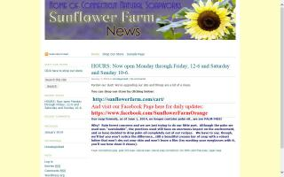 Sunflower Farm of Orange