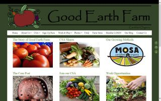 Good Earth Farm CSA