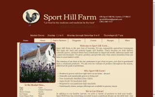 Sport Hill Farm, LLC.