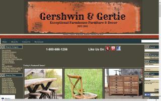 Gershwin & Gertie