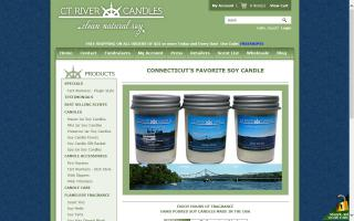 CT River Candles