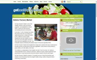 DeSoto Farmers' Market