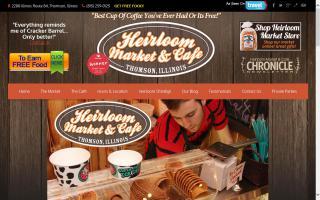 Heirloom Market & Cafe