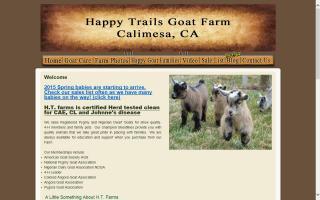 H.T. Goat Farm