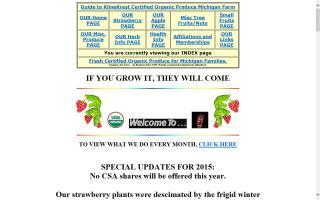 KlineKrest USDA Certified Organic Produce Farm