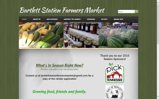 Bartlett Station Farmers Market