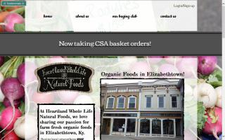 Heartland Whole Life Buying Club