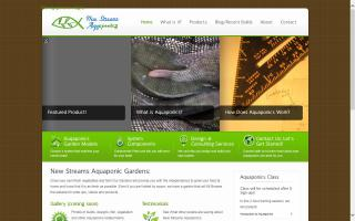 New Streams Aquaponics