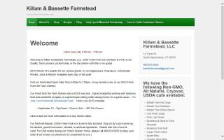 Killam & Bassette Farmstead, LLC.