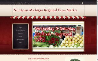 Northeast Michigan Regional Farm Market