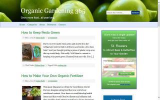 Organic Gardening 365