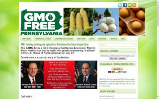 GMO Free PA