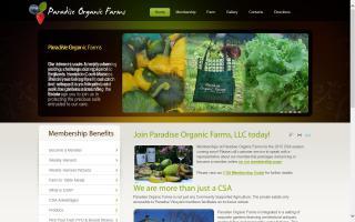 Paradise Organic Farms