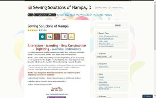 Sewing Solutions of Nampa