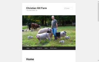 Christian Hill Farm
