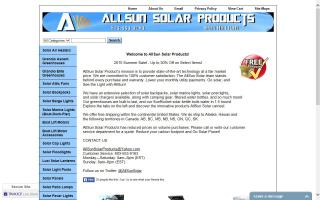 Allsun Solar Products