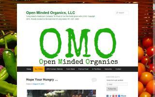 Open Minded Organics, LLC.