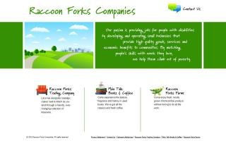 Raccoon Forks Farm