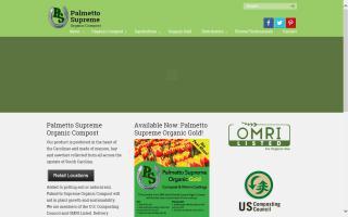 Palmetto Supreme Organic Compost