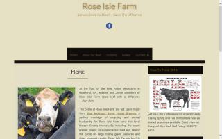 Rose Isle Farm