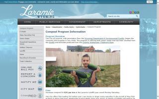 Laramie Compost