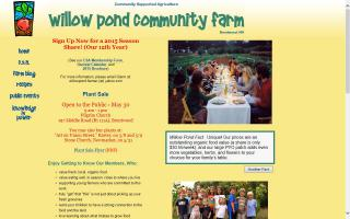 Willow Pond Community Farm