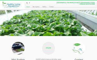 Healthy Living Aquaponics