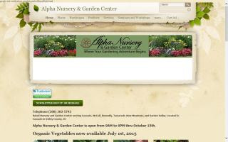 Alpha Nursery & Garden Center