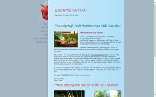 Rainbows End Farm CSA