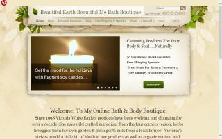 Beautiful Earth Beautiful Me Bath Boutique
