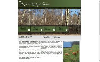 Aspen Ridge Farm