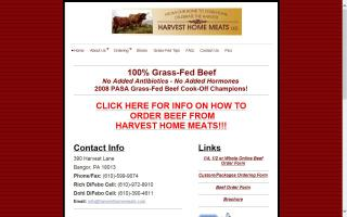 Harvest Home Meats