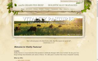 Vitality Pastures